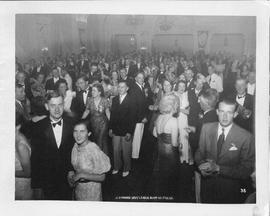 Photograph of a Dalhousie reunion dance