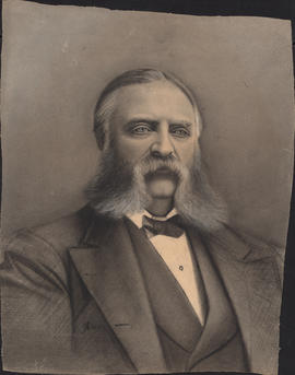 Drawing of James Ross