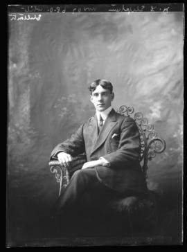 Photograph of M.F. Stephens,