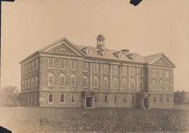 Photograph of the Chemistry Building