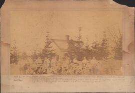 Photograph of Red Cap Snow Shoe Club