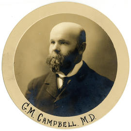 Portrait of George Murray Campbell