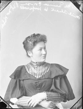 Photograph of Mrs. Simon Fraser