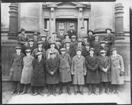 Photograph of students in the Nova Scotia Technical College short course