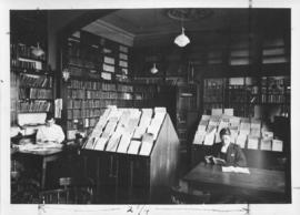 Photograph of the dalhousie medical and dental library