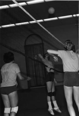 Photograph of Super Skills Summer Camp 1975 : Volleyball