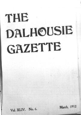 The Dalhousie Gazette, Volume 44, Issue 6