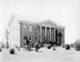 Photograph of the Arts Building