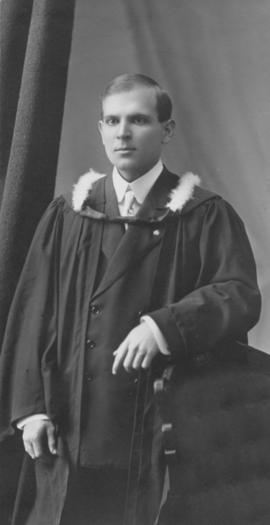 Photograph of Henry Albert Rudin : Class of 1910