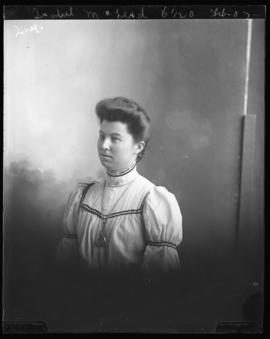 Photograph of Isabel McLeod