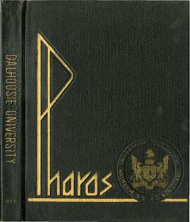 Pharos : Dalhousie University Yearbook 1968