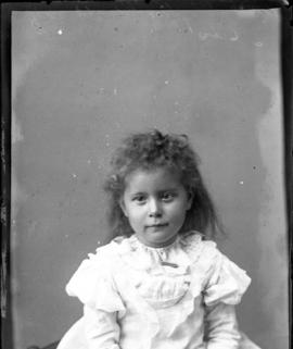 Photograph of Mrs. Styles' daughter