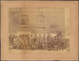 Nova Scotia Brewery Staff