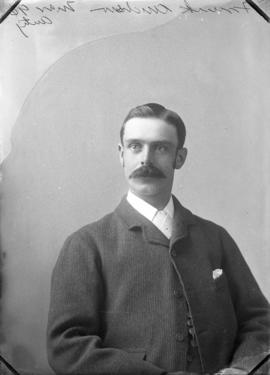 Photograph of Frank Andrew