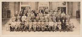 Photograph of members of the Nova Scotia Medical Society