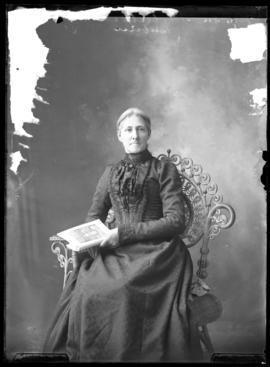 Photograph of Mrs. Angus Robertson