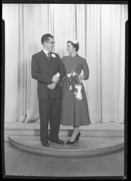 Photograph of Mr. and Mrs. Doug MacNaugh