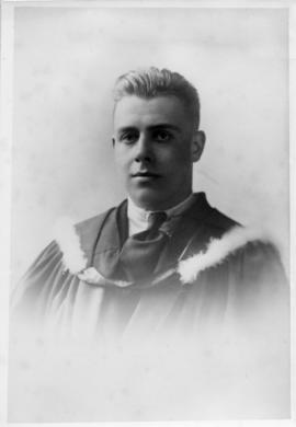 Photograph of Horace Vivian Darrell Laing
