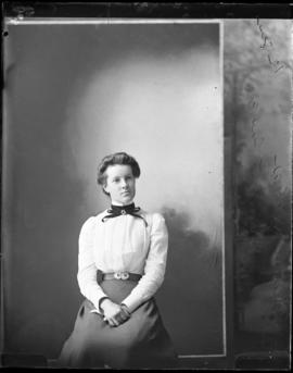 Photograph of Lena McRae