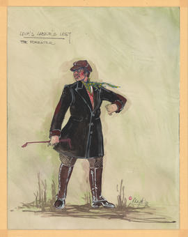 Costume design for the Forester
