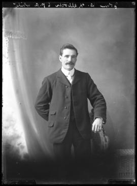 Photograph of John D. Kellock