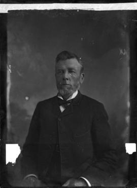 Photograph of Hugh Ross