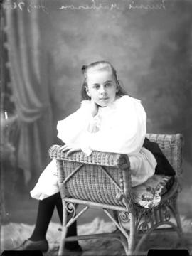 Photograph of Missie Matheson