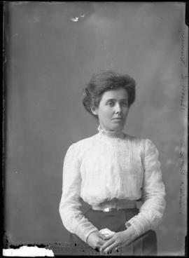 Photograph of Bessie C. Kennedy