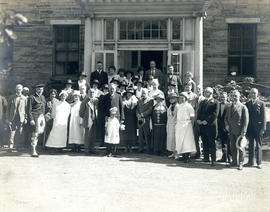 Photograph of Health Centre No. 1 - Old Admiralty  House Staff