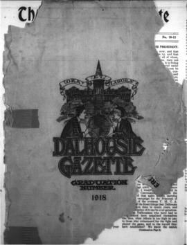 The Dalhousie Gazette, Volume 50, Issue 10-12