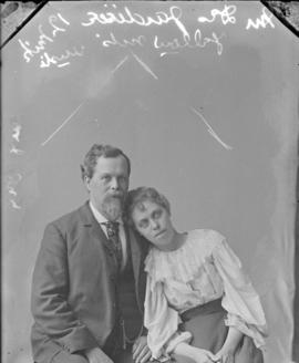 Photograph of  Mr. & Mrs. DesJardine