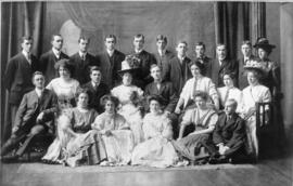 Photograph of theatre group