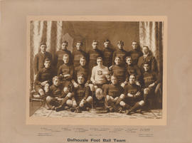 Photograph of the Dalhousie Football team 1909