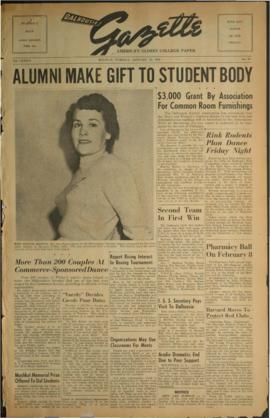 Dalhousie Gazette, Volume 84, Issue 25