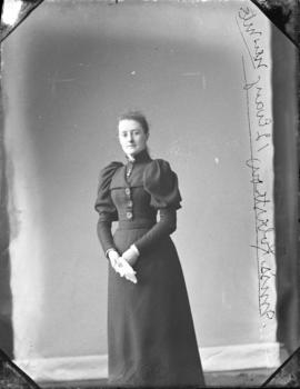 Photograph of Miss Robertson