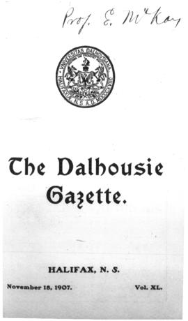 The Dalhousie Gazette, Volume 40, Issue 2