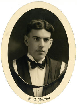 Portrait of Carman Crawford Browne : Class of 1929