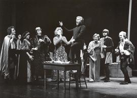 Photograph from performance of Gianni Schicchi