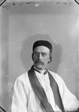 Photograph of Rev. W. A. DesBrisay