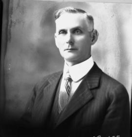 Portrait of D. C. Fraser