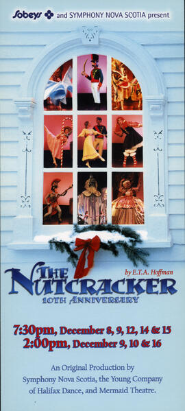 The Nutcracker leaflet
