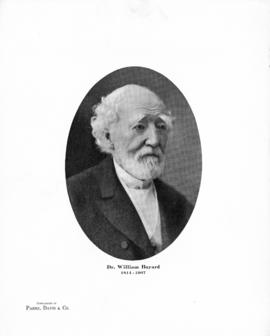Portrait of Dr. William Bayard [1814-1907]