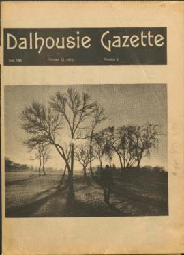 The Dalhousie Gazette, Volume 106, Issue 6