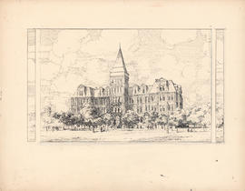 Forrest Building. The second Dalhousie. Erected 1887 : [drawing]
