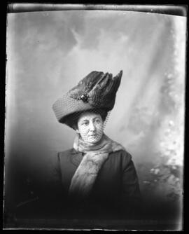 Photograph of Miss Manning