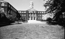 Photograph of the Henry Hicks Academic Administration Building