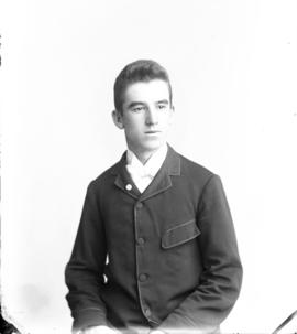 Photograph of Harry West