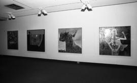 Photograph of an installation by Carol Fraser