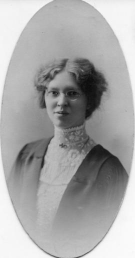 Photograph of Gladys M. Sibley