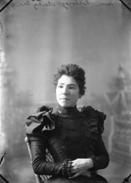 Photograph of Miss Delorey
